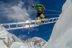 Malcolm Ladder, Everest